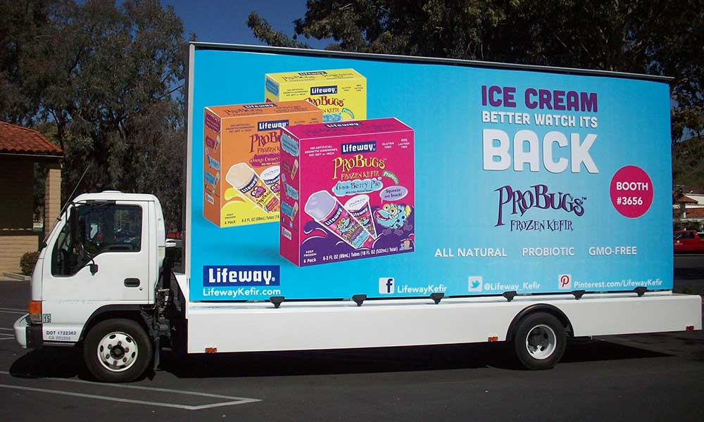 Orange County » Bray Outdoor Ads